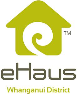 eHaus Whanganui Logo